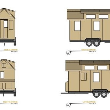 ¿Cuánto mide tu tiny house ideal?
