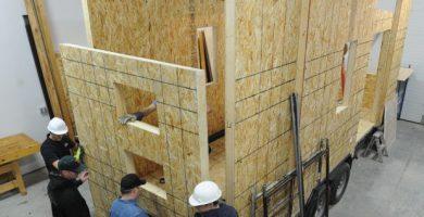 constructor de tiny house