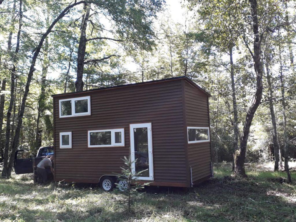 tiny house pucon