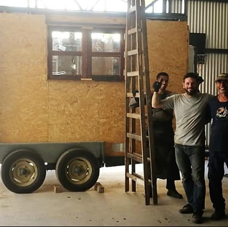 3 Constructores de Tiny House de la provincia de Córdoba Argentina