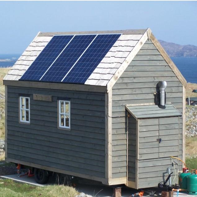 Tiny Houses y Energía Solar: 5 Cosas a Tener en Cuenta