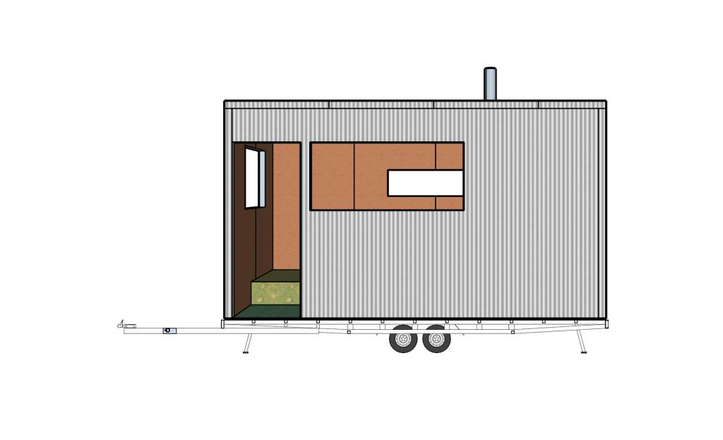 Lolog Tiny House