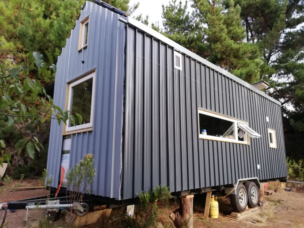 tiny house chile minga
