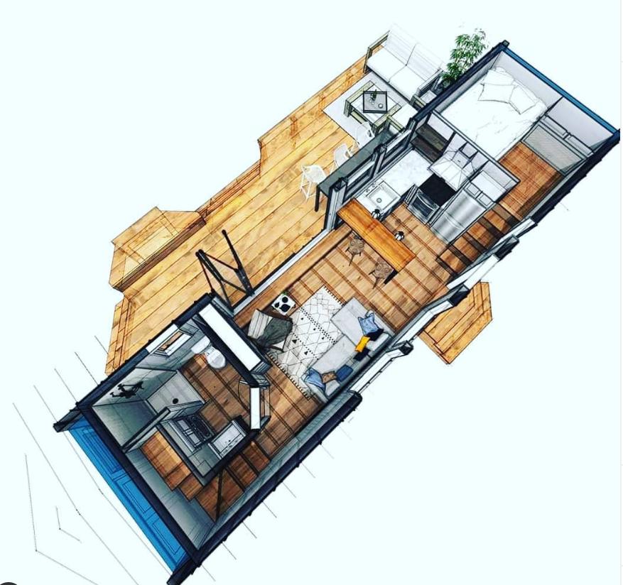 bogota tiny house colombia