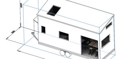 planos tiny house