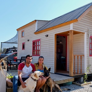 Tiny House Chile Santiago: Conoce la historia de Homestead