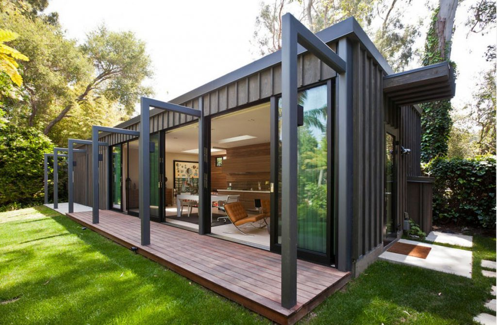 casa container precio