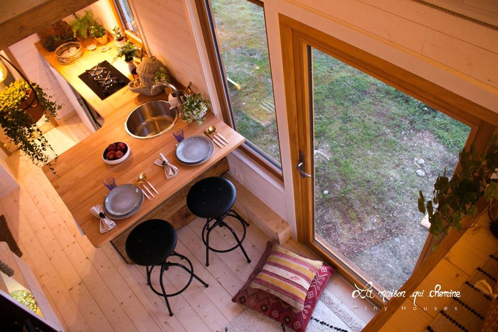 pequeñas casas modernas