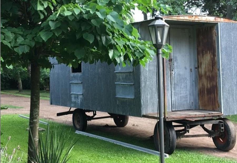 tiny house sobre ruedas