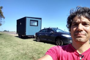 cuánto pesa una tiny house