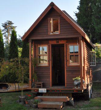 que es una tiny house