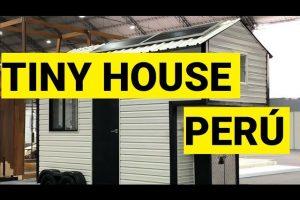 tiny house peru precio