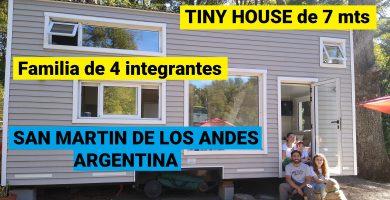 tiny house rodante argentina