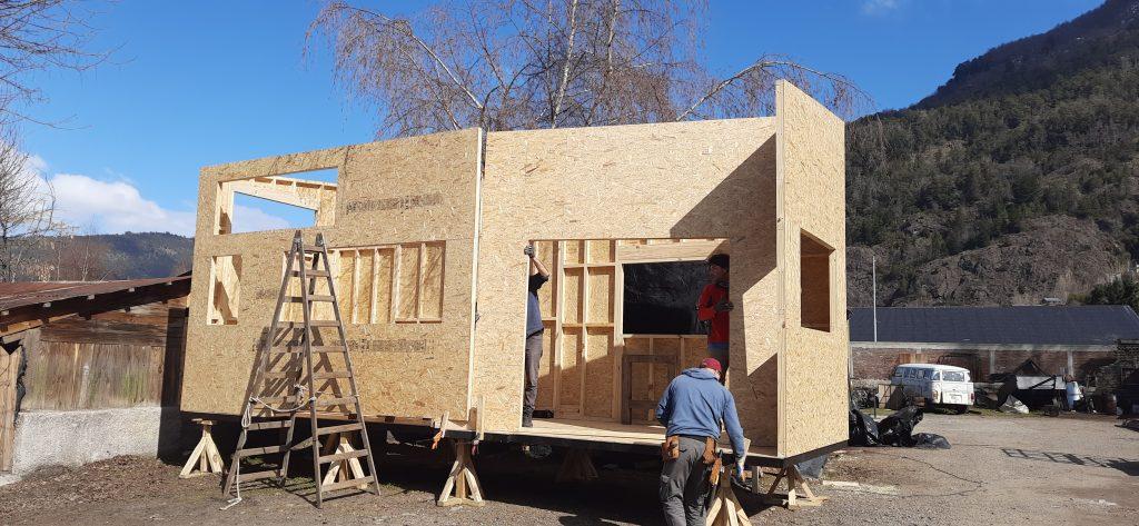 mini casa prefabricada argentina