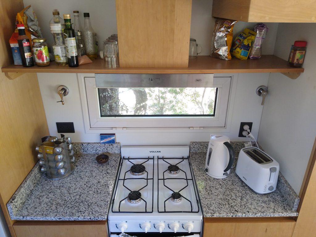 cocina tiny house