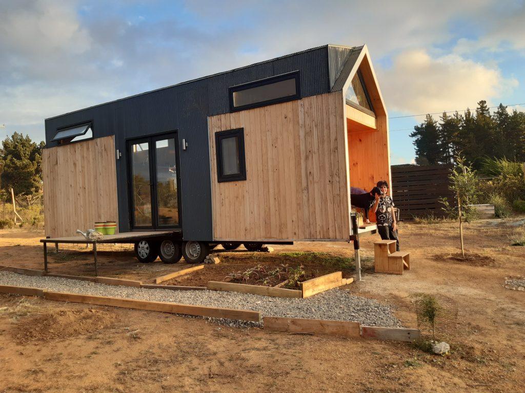 mini casa sustentable