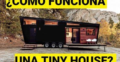 como funciona una tiny house