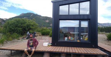 mini casa prefabricada