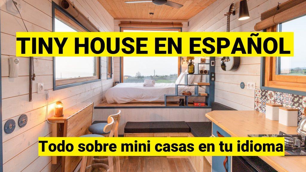 tiny house en español