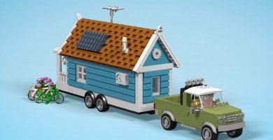 tiny house lego
