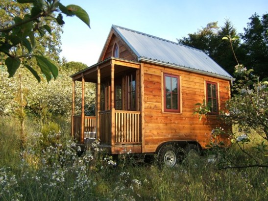 Historia de Tumbleweed Tiny House