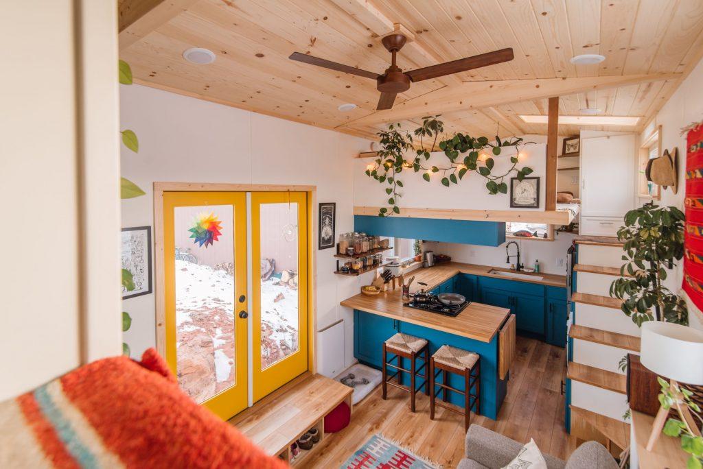 Tiny House extra ancho