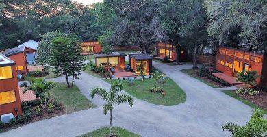 villa de tiny houses