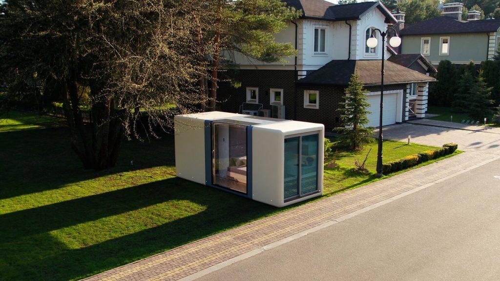 tiny house microhouse
