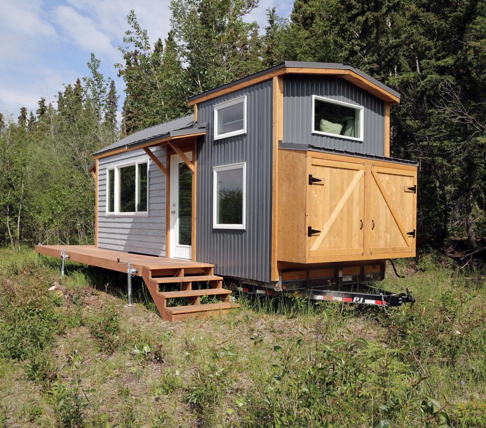 construir una casa movil